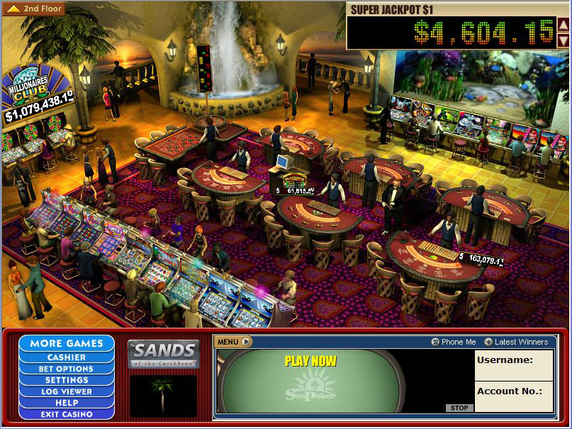 Gold sand casino stations casinos
