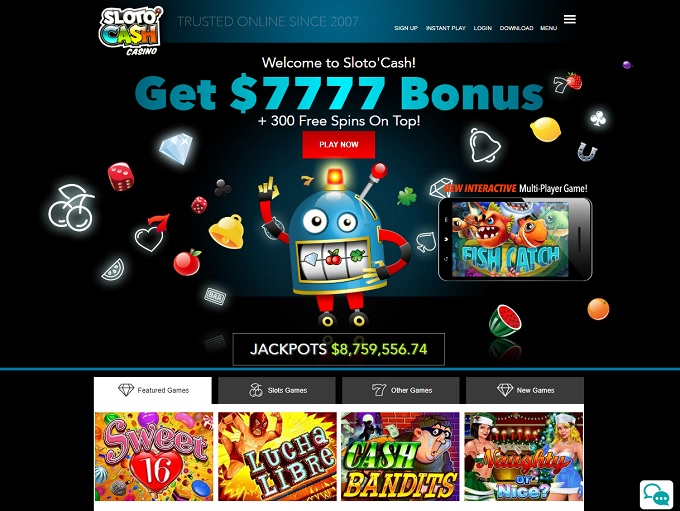 Image result for slotocash banner