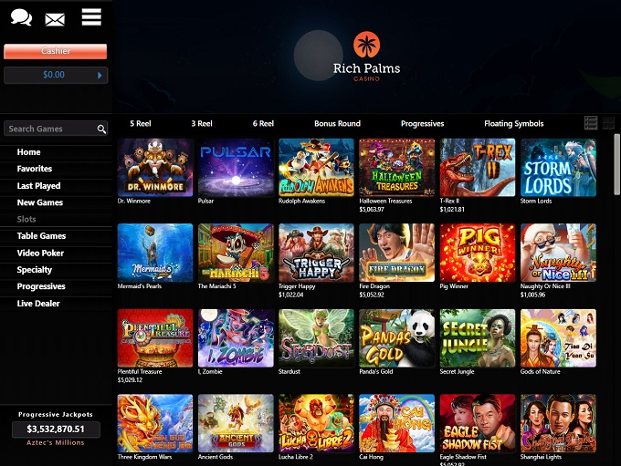 Fascination About Rich Casino Review A Rich 200% Welcome Bonus To Get Started