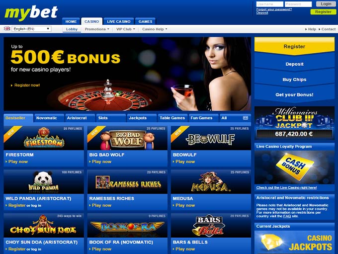 Mybetworld