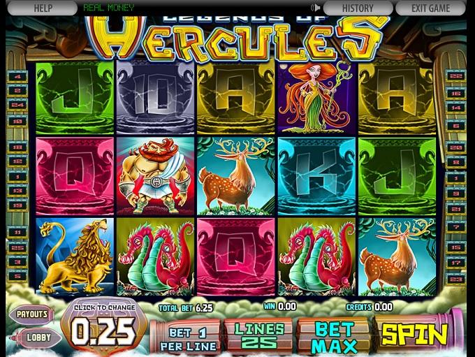 Casino bet games