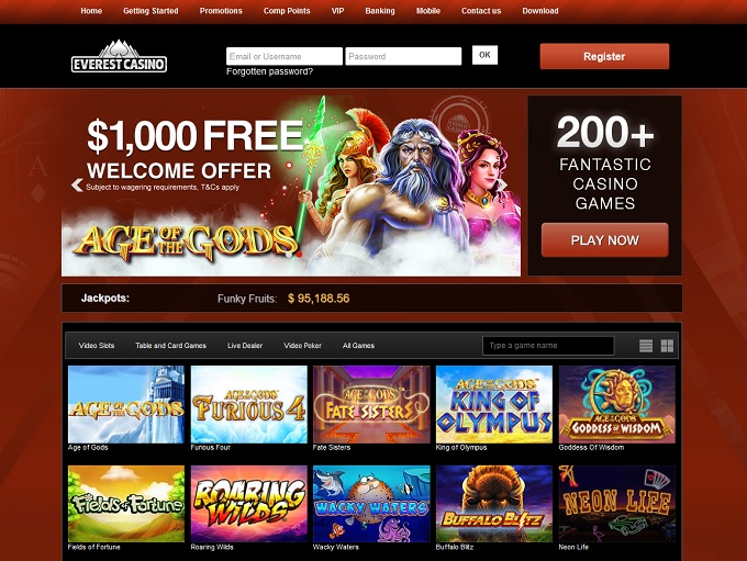Casino Everest