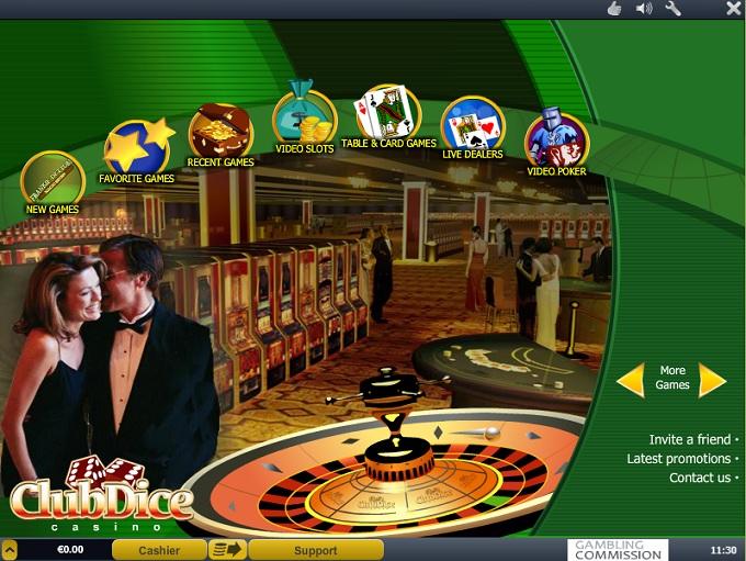 Club dice casino atlanta casino ga