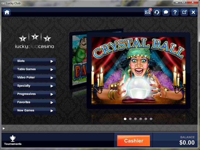 lucky club online casino review