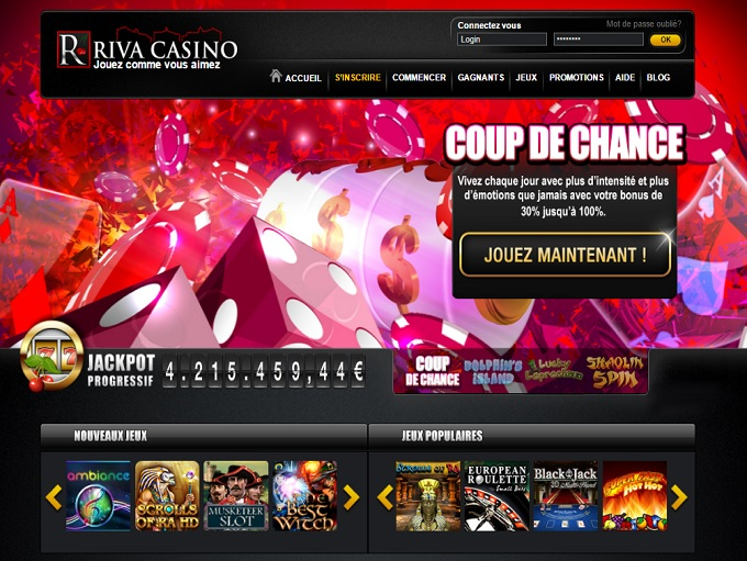 Riva casino reviews