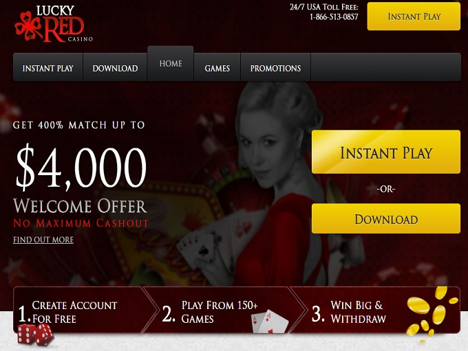 Intertops Red Casino Review – Intertops Online Casino