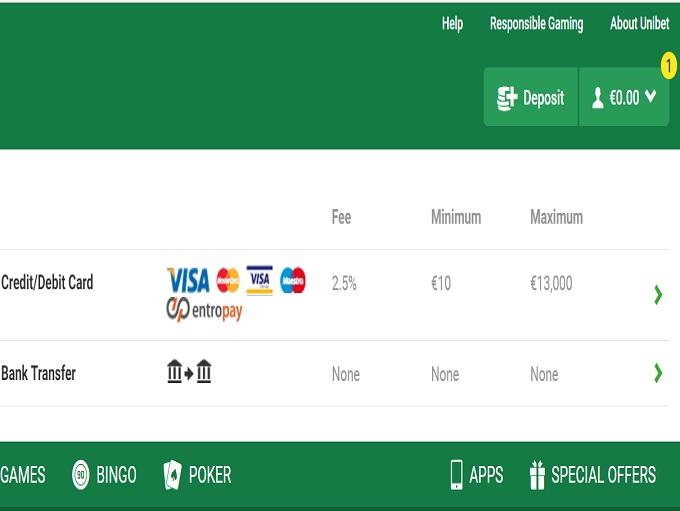 Unibet casino has the wizards seal in 2018 3 bonuses previous next malvernweather Images