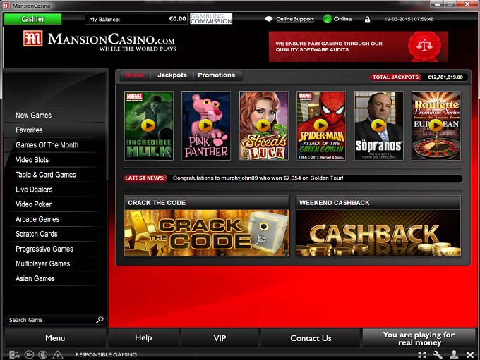 online casino canada the gaming wizard