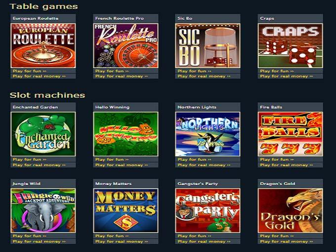 Eldorado Palace Casino