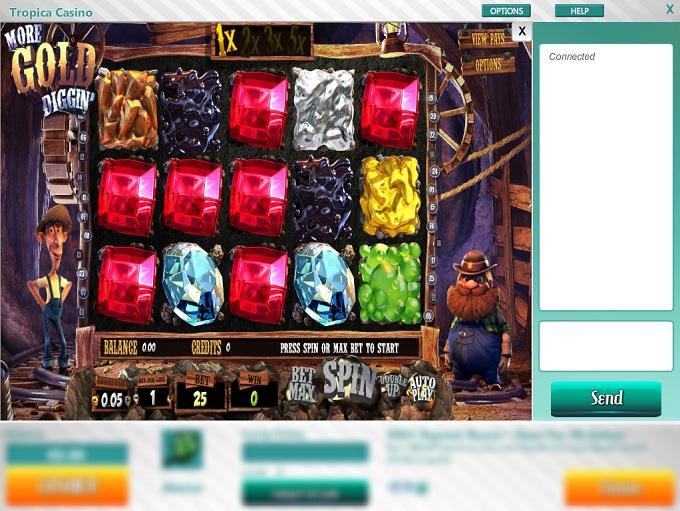tropica casino online