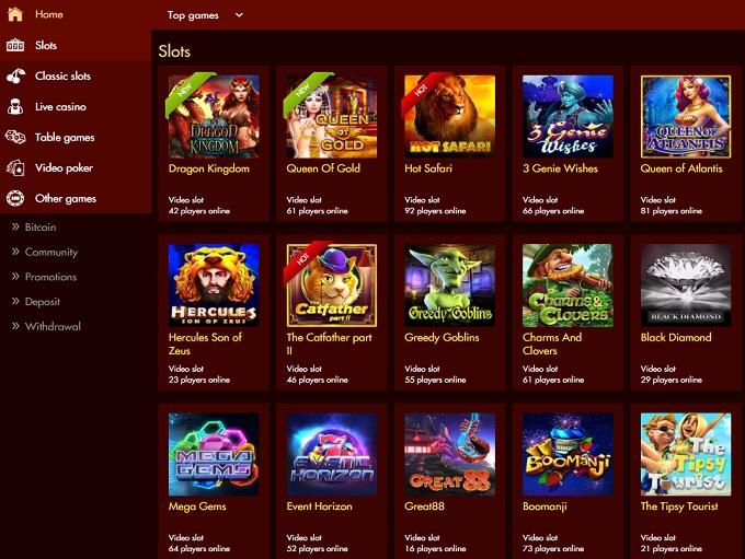 Box 24 casino online gambling stock footage