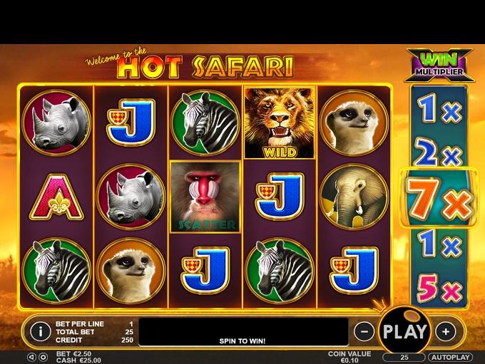 Osterreich Online Casino Luckyred