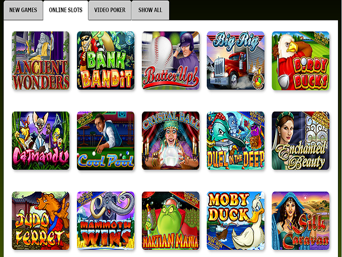 Online slots with FREE SPINS - Play online slot machine games at Slotozilla! - 3