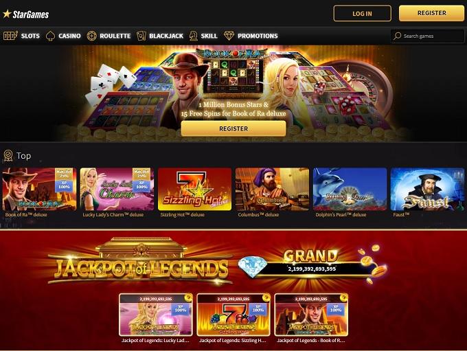 5 Star Games Casino
