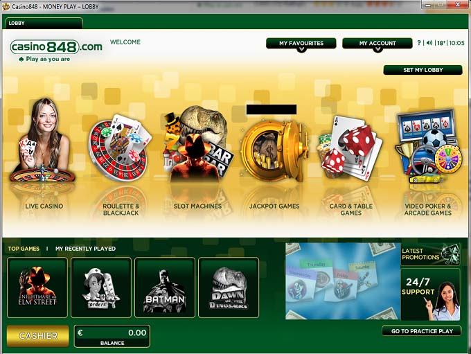 Live american roulette online casino