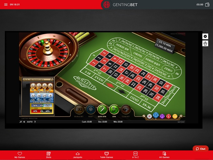 Genting casino blackjack rules card game