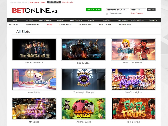 BetOnline Casino is Rated 2 6 out of 5 in 2019 ▷ 2 Bonuses