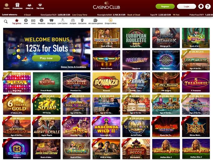 Casino Club Gaming Vc