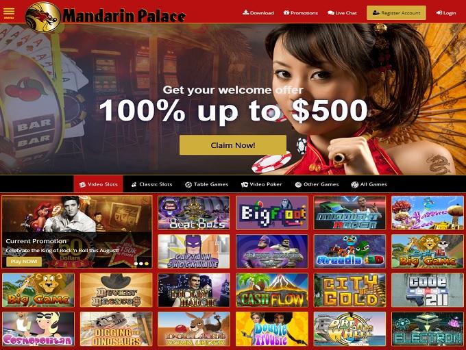 mandarin palace casino instant play