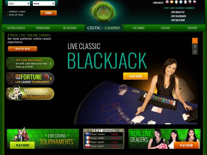 Celtic Slot - Review & Play this Online Casino Game