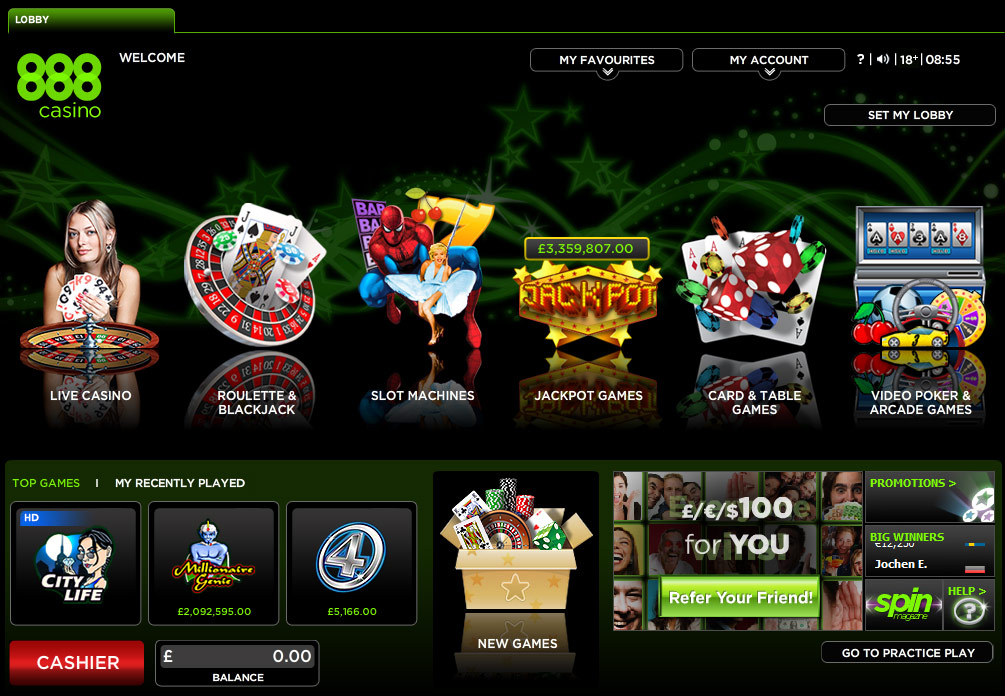 Best Online Casino Sites 2018