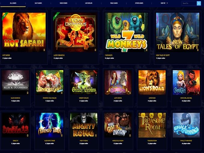 diamond vip online casino
