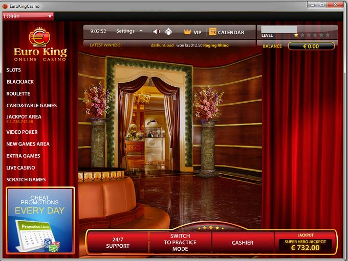 euro casino online spiele king
