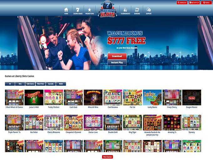Liberty Slots Review – Are They a Safe Casino?