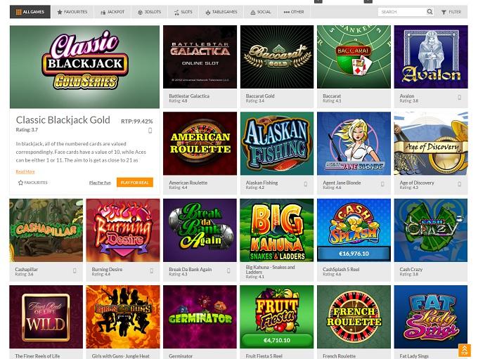 Monte carlo casino blackjack minimum bet