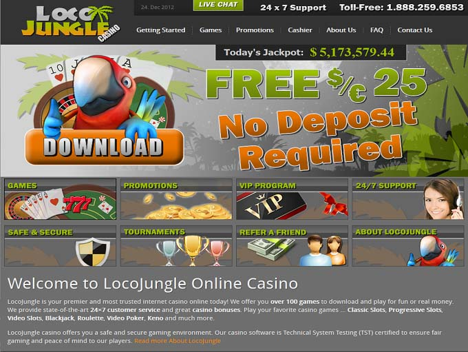 Loco Jungle Casino Review – Is this A Scam/Site to Avoid