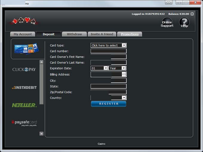 Europlay Casino Online