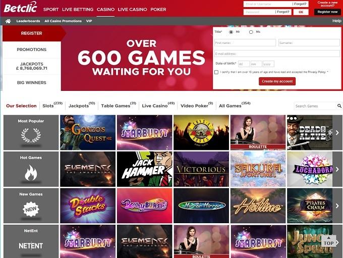 Best gambling sites usa