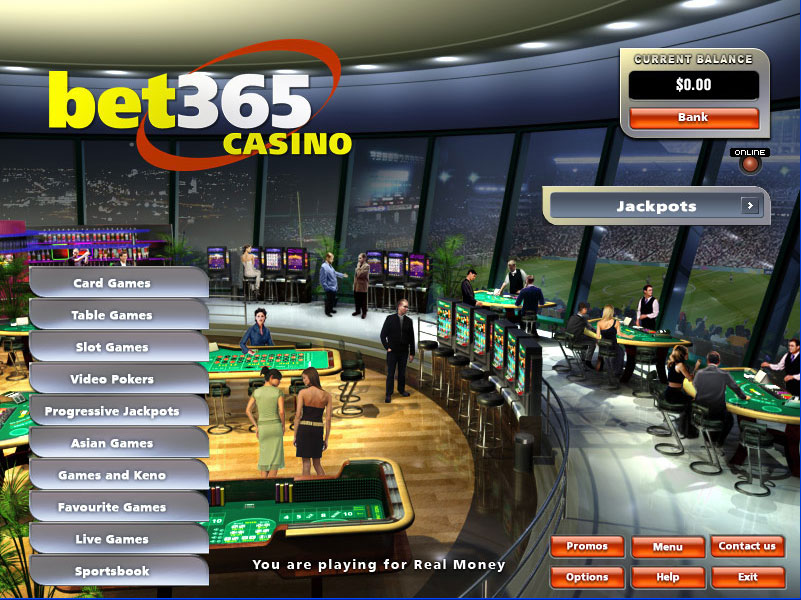 best casino game in bet365