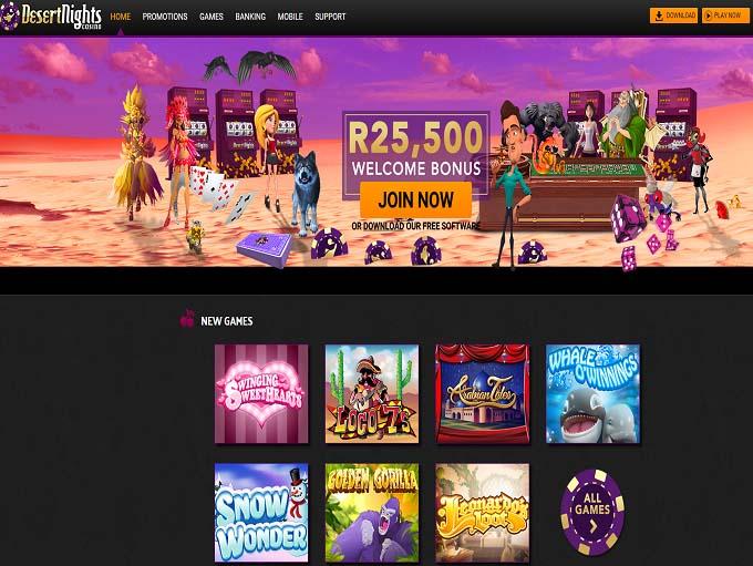 Casino night provider