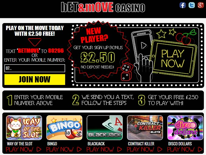 Play for Real Money Mobile Casino. Get Welcome Bonus