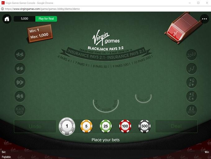 Casino poker virgin arizona casinos with hotels