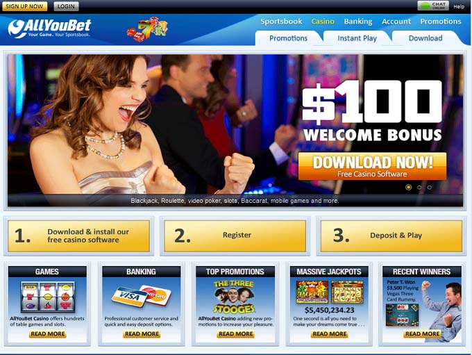 all you bet casino no deposit codes