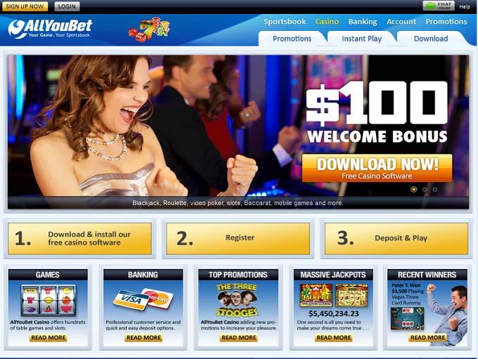 all you bet casino no deposit bonus