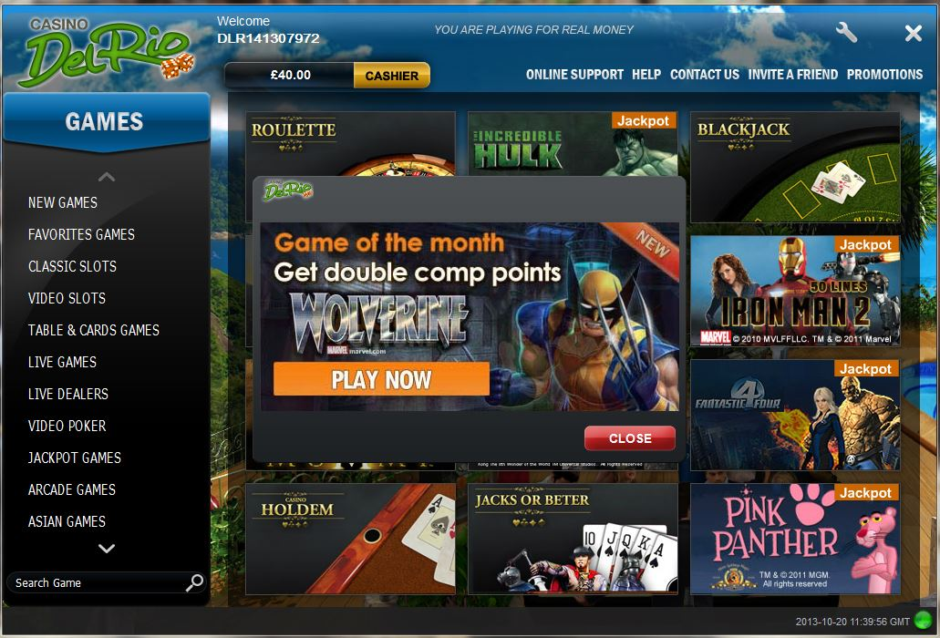 Online casino rio central city century casino