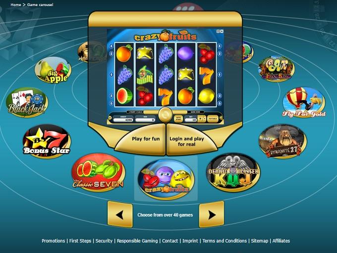 unique casino review
