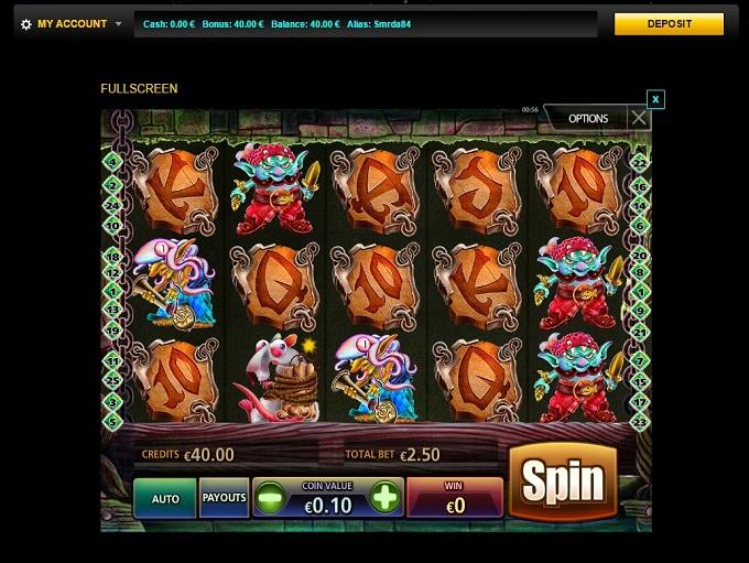 Gorilla Casino Games