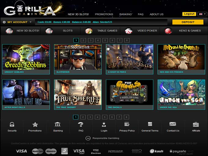 online betting casino gorilla spiele