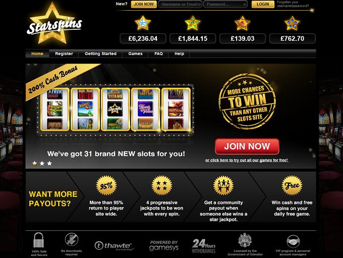 caesars casino online power star