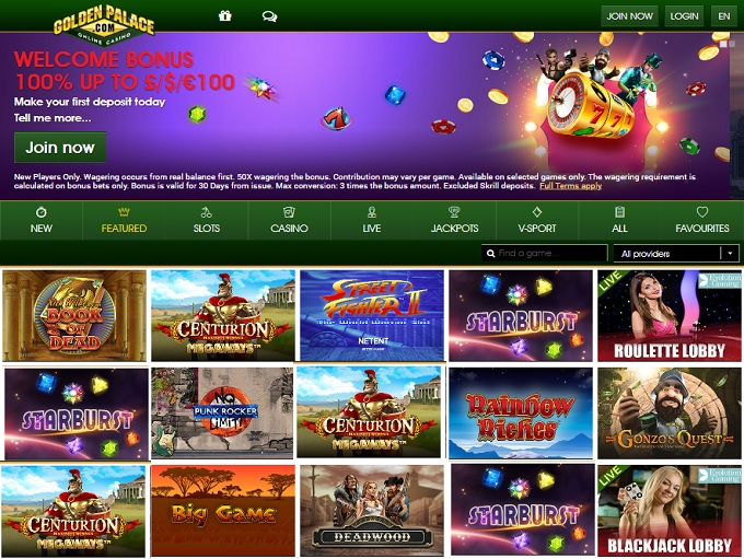 Golden Palace Casino is BLACKLISTED! in 2020 ▷ Read Why