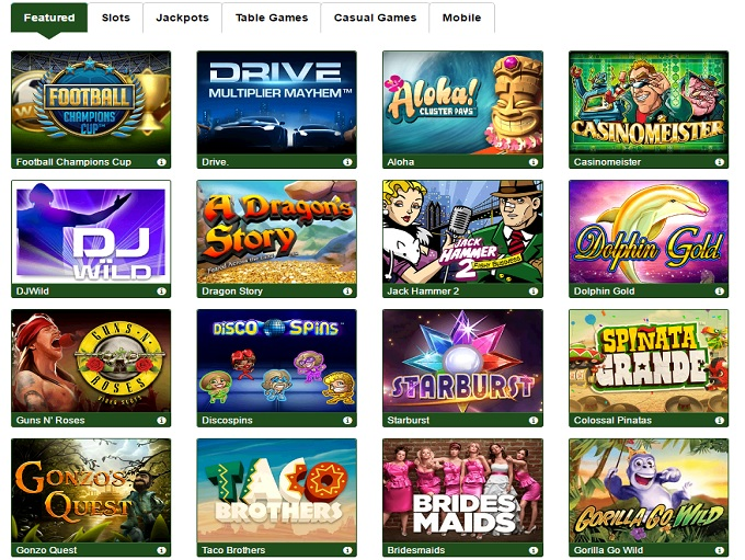 casino palace online