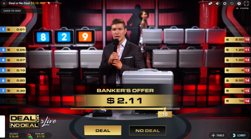 Deal or No Deal Live 4