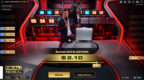 Deal or No Deal Live 6