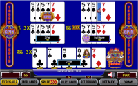 ultimate x spin poker example 4