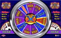 ultimate x spin poker example 5