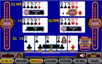 ultimate x spin poker example 6
